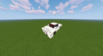 2013 LAMBORGHINI AVENTADOR Minecraft Map & Project
