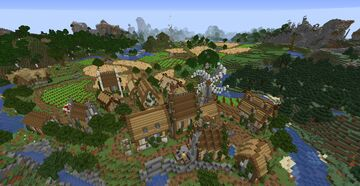 No name yet Minecraft Map & Project