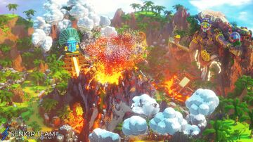 Mayan Volcano Minecraft Map & Project