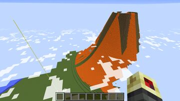 The Legendary Plateau Minecraft Map & Project