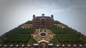 Pałac Bursztynowy - Renaissance Hotel [Conquest Reforged] Minecraft Map & Project