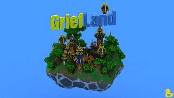 GriefLand Spawn Minecraft Map & Project