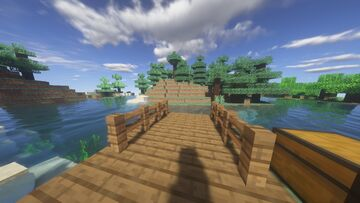 Camping By Fillk Minecraft Map & Project