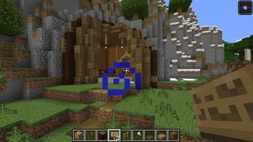 this is just a demo Minecraft Map & Project