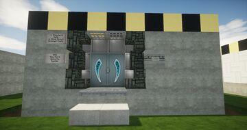 Key Card Vault Minecraft Map & Project