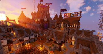 World Civilizations Server Map Minecraft Map & Project