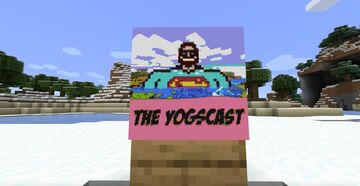 A Block Accurate Recreation of The Yogscast Season 1 Minecraft Map Minecraft Map & Project