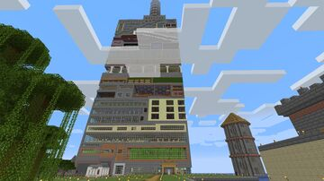 Drojinhine - Muentor Minecraft Map & Project