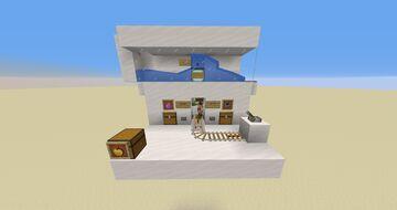 Zombie Purifier Module Minecraft Map & Project