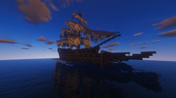 Pirate project / Wildteam Minecraft Map & Project