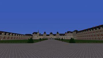 Chateau de Fontainebleau Minecraft Map & Project