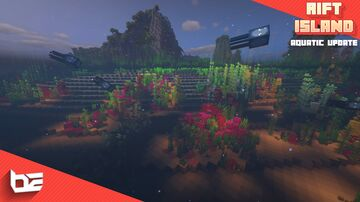 Coral Reefs, Rock Coves, and Sea Grass Schematics - World Painter Minecraft Map & Project