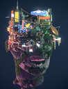 Dystopian Mindset Minecraft Map & Project