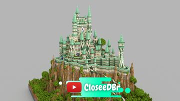 Celestial Castle (Free Download) Minecraft Map & Project