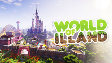 New Changes to the World of Illand Map Minecraft Map & Project