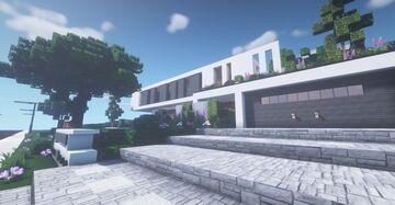 Villa Echo Minecraft Map & Project