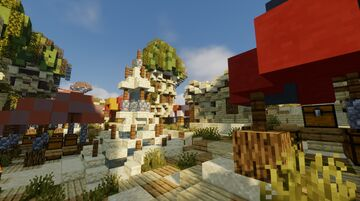 The Sand City of Alesia Minecraft Map & Project