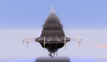 Aincrad: Sword Art Online Castle Minecraft Map & Project