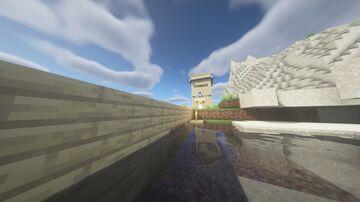Mining Wars Minecraft Map & Project