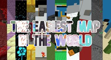 The Easiest Map In The World: Reboot Minecraft Map & Project