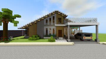 Casa Soriño Minecraft Map & Project