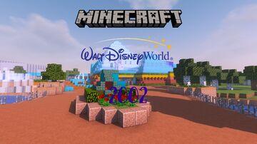 Walt Disney World 2002 Minecraft Map & Project