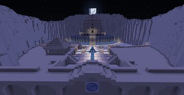 Avatar: The Last Airbender Theme Park Minecraft Map & Project