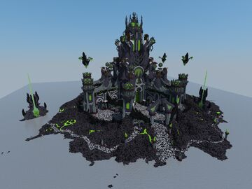 WOW The Tomb Of Sargeras Minecraft Map & Project