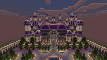"Minecraft Build ""Palace"" Minecraft Map & Project"