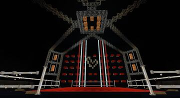 The Voice Australia Battle Stage Minecraft Map & Project