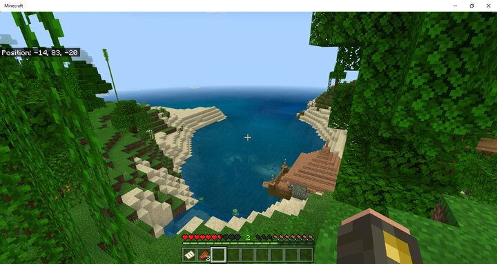 Monster Bay.. infested with undead