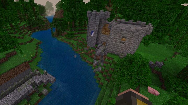 Riverrun Castle.. Is anyone left alive?