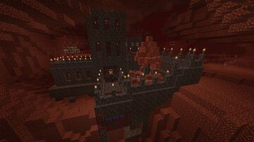 Hell Fortress – Version 1.15.2 Minecraft Map & Project