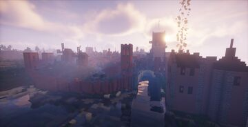 Marseilles, County of Provence, Kingdom of France - 1586 Minecraft Map & Project