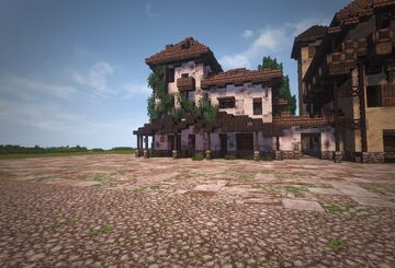 Roman Insulae: Project Fratis Minecraft Map & Project
