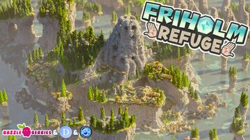 Friholm Refuge Minecraft Map & Project