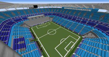 Arena do Grêmio Football Stadium Minecraft Map & Project