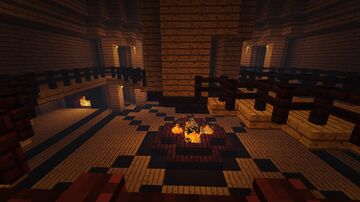 Outpost 3 / Hawthorne School for Excepional Young Men (American Horror Story: Apocalypse) Minecraft Map & Project