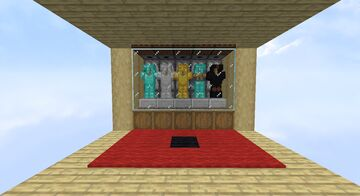 Fancy Armorstand Display Minecraft Map & Project