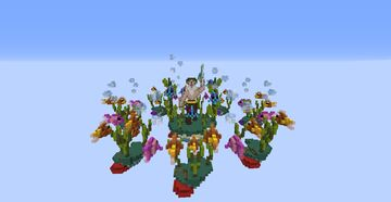 Skywars - Atlantis Minecraft Map & Project