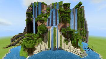 Yligan Falls Minecraft Map & Project