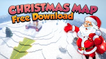 Christmas Arena Map (Free Download) Minecraft Map & Project