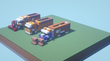 Trooper's Pack of Snow Plows [With Download] Minecraft Map & Project