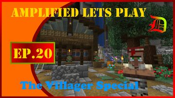 Wadelikestrains Amplified Survival lets Play Minecraft Map & Project