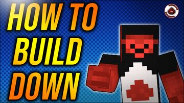 How to build down in minecraft Minecraft Map & Project