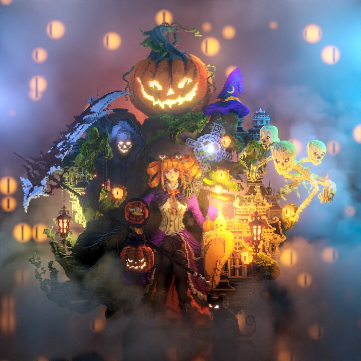 Popular Map : Not Trick, But Treat!