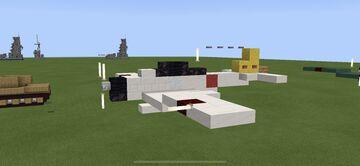 "Mitsubishi A6M2 ""Zero"" Minecraft Map & Project"