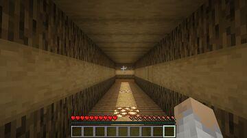 Super Duper Button Minecraft Map & Project