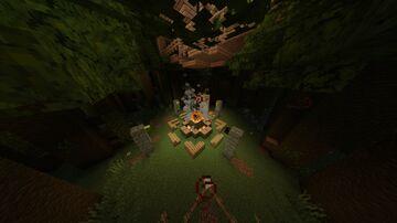ITZTIMETOKILL! (WEREWOLF) Minecraft Map & Project