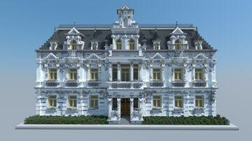 Buchholtz Palace Minecraft Map & Project